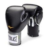Everlast Pro Style Training Gloves (Black, 16 oz.)