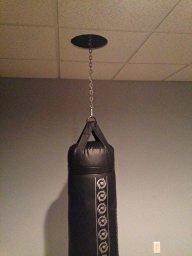punching bag hanging bag - outslayer