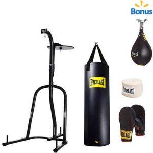 boxing equipment set