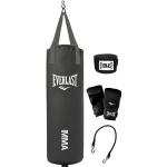 everlast punching bag -everlast-70-pound-heavy-bag-kit