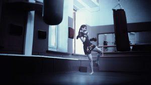 punching bag boxing equipment