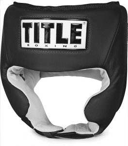 best boxing headgear