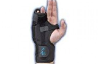 Med Spec Boxer Splint, X-Large Right