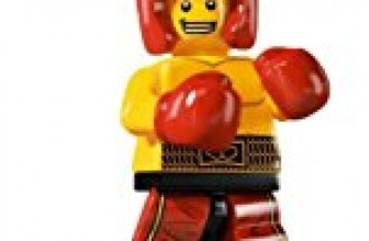 Lego Minifigures Series 5 Boxer Collection Mini Figure Professional Prize Fighter