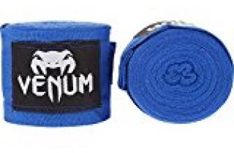 Venum Boxing Hand Wraps, Blue, 4-Meter