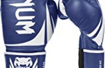 Venum Challenger 2.0 Boxing Gloves – Blue – 12-Ounce