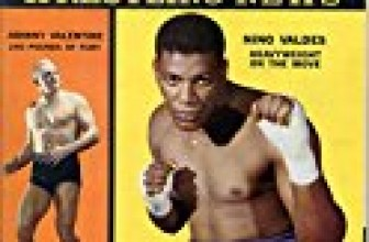 Boxing Illustrated Wrestling News #5 Johnny Valentine Nino Valdes