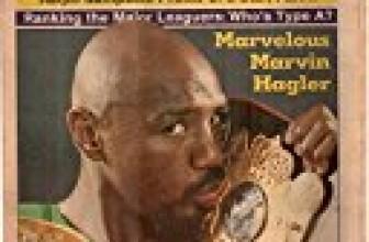 The Sporting News Newspaper November 7, 1983 Boxing's Marvelous Marvin Hagler GOOD