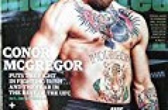 Sports Illustrated Magazine (February 29. 2016 – Cover: Conor McGregor)