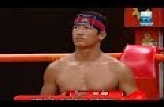 Kong Sombo vs Amatak(thai), Khmer Boxing MY TV 06 Oct 2017, Kun Khmer vs Muay Thai