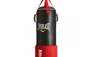 Top Heavy Punching Bag : Everlast Omni Strike Heavy 80-Pound Bag